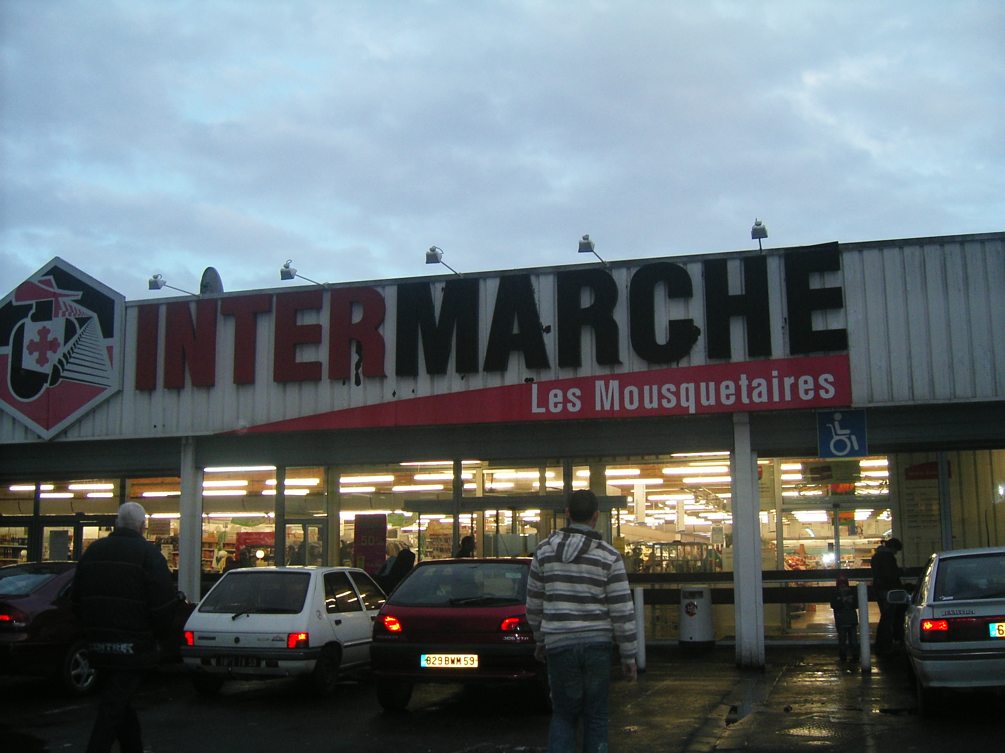 Retailers in France, Supermarket Intermarché