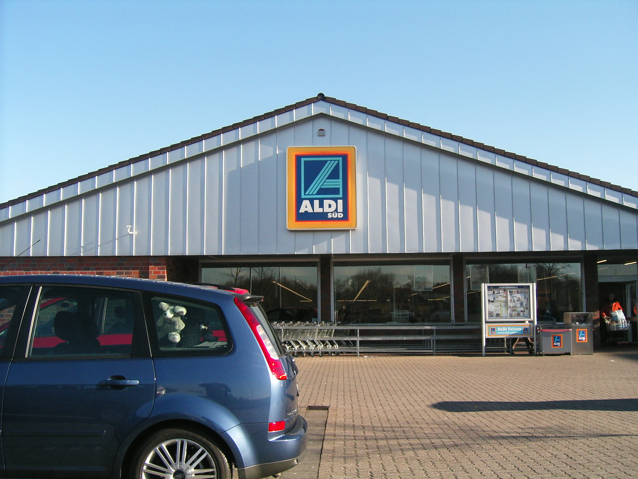 Discounter in Germany, Aldi