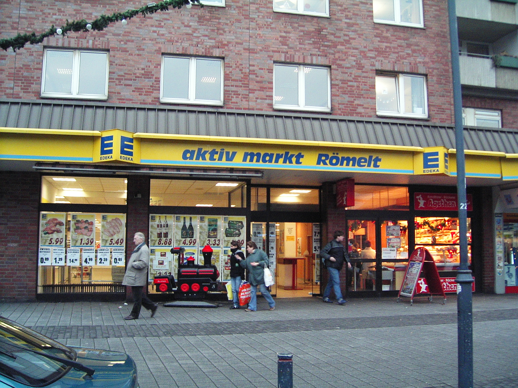 Food retailer in Germany, Edeka