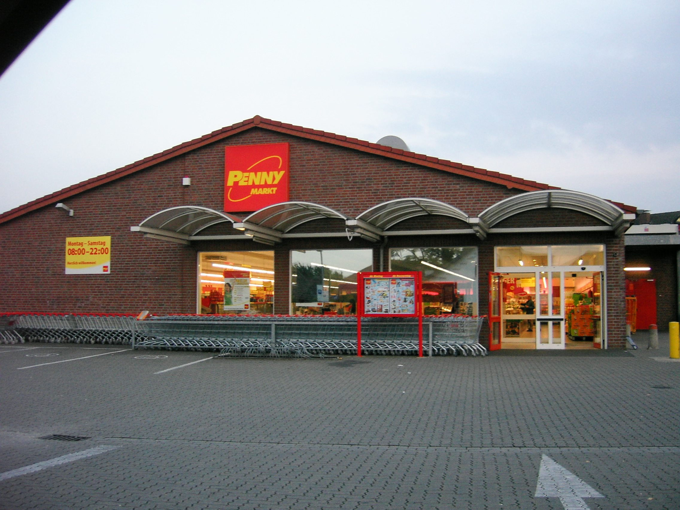 Food discounters in Germany, Penny