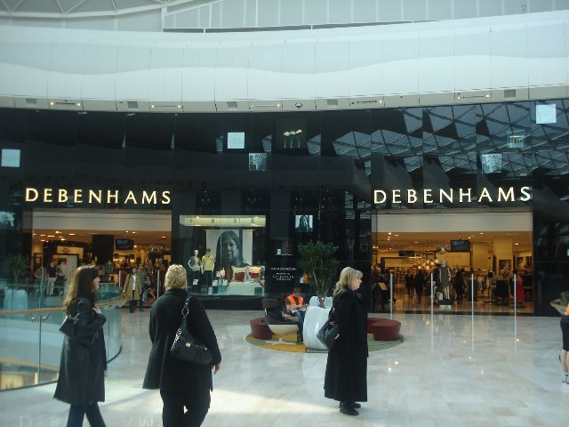 Retailers in the UK, Debenhams